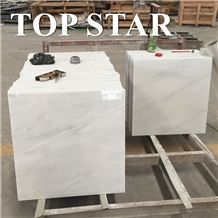 2017 Newest Calcite Stone White Marble East White Marble Price
