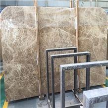 Golden Emperador Marron Brown Marble for Floor Covering