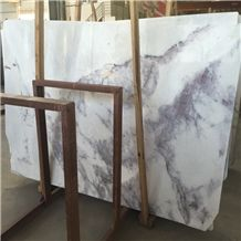 Italy Grey Ice Jade Marble Stone New York Marble