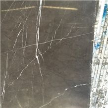 Pietra Grey Graphito Marble for Flooring Tile