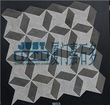 Mosaic-Waterjet Type-W03-W04-W05-W06-W07-W08