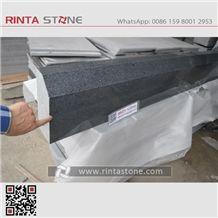 Nero Impala Black Granite Kerbsotne,Streetstone,Curbstone Dark Black Stone Sesame Black G654 Dark Padang Granite Dark Black Granite Dark Grey Granite China Grey Stone