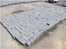 Black Cube Stone,Paving Sets,Floor Covering