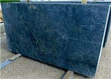 China Hot Sale Dark Deep Blue Marble Polished Slab for Interior Decoration Wall & Floor Covering