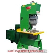 Stone Machinery, Open-Frame Hydraulic Natural Stone Splitting Machines - Paver and Walling Splitters (Guillotine), Hydraulic Stone Splitting /Cutting Machine for Cobble Stone