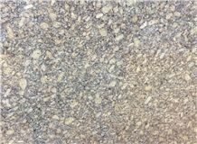 Giallo Roma Granite Polished Tiles & Slabs, China Brown/ Gold Granite