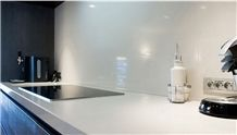 Vega Quartz. Sta. Margherita Kitchen Countertop