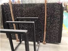 China Cheap Black Fossil Marble with White Pattern, Polished Flower Forest Slab Tiles for Wall, Floor Covering, Skirting, Natural Building Stone Decoration, Interior Project Hotel, Villa, Shopping Mal