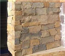 Dry Loose Random Stone Free Length
