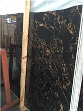 Wholesale China Nero Portoro Marmo Nero Portoro Portoro Gold Marble Tiles & Slab