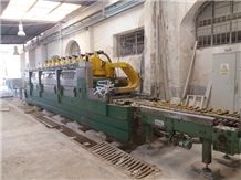 Tile Polishing Line-Secondhand Machine Year:2001