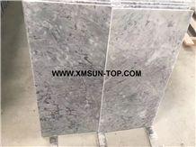 Polished Prague Grey Marble Tiles/ China Grey Marble Cut to Size/Grey Marble Floor Tiles/Grey Marble Wall Tiles/China Marble Wall Covering Tiles/Light Grey Marble Floor Covering Tiles/Interior Pavers