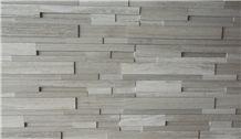 Oak White Marble Culture Stone