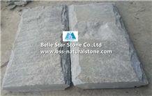 Blue Quartzite Wall Caps,Natural Stone Column Caps,Quartzite Pillar Caps,Blue Quartzite Wall Top Stone,Stone Gate Post Caps,Landscaping Column Top Stone,Pillar Top Stone,Hardscape Stone,Stone Caps