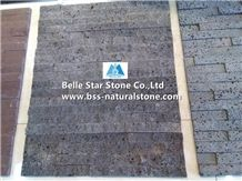 China Volcano Black Basalt Culture Stone,Rough Face Basalt Stacked Stone,Natural Stone Panels,Real Stone Veneer,Volcanic Basalt Ledgestone,Natural Basalt Stone Cladding,Fireplace Wall Cladding