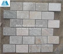 Oyster Split Face Mosaic,Desert Gold Quartzite Wall Mosaic,Golden Honey Quartzite Mosaic Wall Tiles,Silver Sunset Quartzite Mosaic Pattern,White Gold Quartzite Floor Mosaic,Natural Stone Mosaic