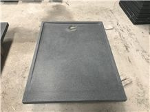 G654 Sesame Black,Charcoal Black,China Impala,China Jasberg,China Nero Impala,Dark Barry Grey,Flake Grey,Padang Dark,Sesame Black Shower Trays