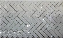 Crystallized Glass Stone Mosaic/Nano Glass/Mosaic/Manmade Stone/Crystallized Stone /Nano Glass/Manmade Stone/Interior&Building/For Walling,Flooring