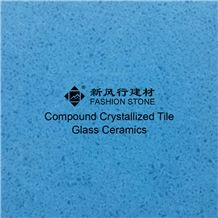 Crystallized/Micro-Crystal Glass Stone/Slabs&Tiles/For Mosaic & Column/Counter Tops/Vanity Tops/Man-Made Composite Glass Stone