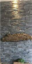 Natural Slate Wall Stone , Culture Wall Stone