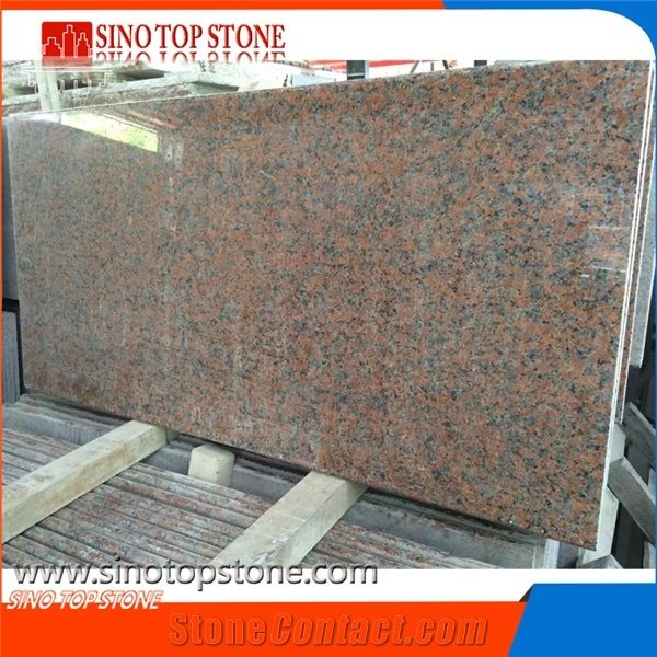 Red Marble Kitchen Countertops: G562 Red Granite Countertop, Kitchen Countertops From