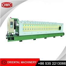 Omc-Lxm125-16/20 Head Automatic Marble Granite Stone Polishing and Cutting Machines