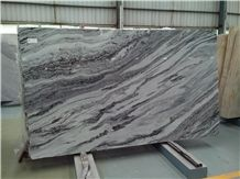 Hot Saling Products Mercury White Marble, Grey Butterfly Marble, Grey River Granite Slabs & Tiles & Cut to Size for Wall and Floor