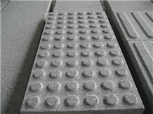G603 Granite for Blind Stone Pavers Courtyard Road Pavers Garden Stepping Pavements Walkway Pavers