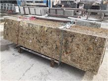 South African Feature Granite Namib Gold Big Slab,Half Slabs,Tiles Polished,Hot Sale