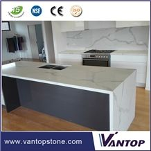 Quartz Countertops That Look Like Calacatta Gold Marble From China