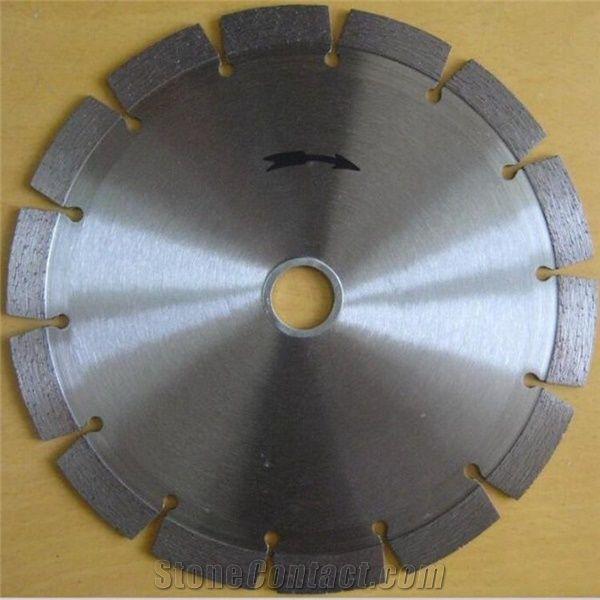 Sintered Hot Pressed Diamond Turbo Saw Blade for Granite