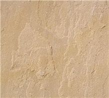 Popular Camel Brown Dust Sandstone Natural Hand-Cut