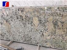 Alaska White Granite Tiles & Slabs, White Polished Granite Floor Tiles, Wall Tiles,Brazil Alaska White Slabs, Alaska White Granite, Brazil Exotic White Granite