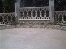 Limestone Balustrades