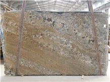 Ash Gold Polished Slabs