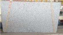 Dover White Granite - Branco Fortaleza- Polished 3cm Slabs