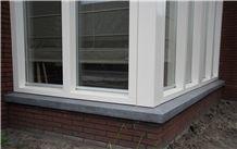 Belgian Blue Stone Window Parapet