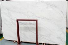 Eastern White Marble High Quality Polished Slabs