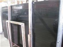 Imperial Black Marble Big Slabs Flooring Tiles