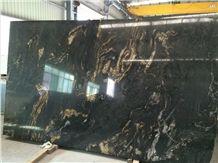 Matrix Titanium Granite Slabs for Countertop