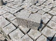 Star Grey Granite Cubic Stone Paver