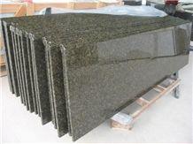 Verde Ubatuba Green Bench Countertops