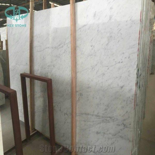 Italian Bianco Carrara White Marble Slabs Tiles Mosaic Tiles,Kitchen