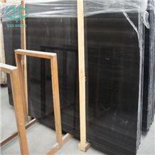 Royal Black Wood Vein Marble Slabs & Tiles, China Black Wooden Grain Marble Black Marble Slabs & Tiles,Pure Black, Premium Black, Absolute Black Marble