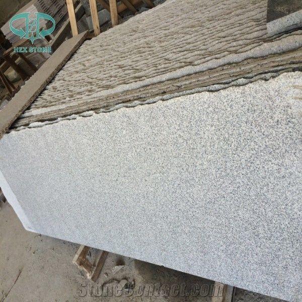 Small Grey Granite Slabs, Crystal White Granite Slab, Sesame