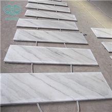 Vein White Marble Floor Covering Tiles,Lighting White Marble,Thunder White Marble Tile, Guangxi White Marble, Cloudy White Marble Skirting