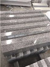 G602 Granite Stone Kerbstones,Curbstone,Side Stones ,Road Stone by Flamed Kerbs ,Dark Grey Landscaping Stone ,Kerbstones