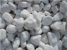 Natural River Stone,Polished Pebbles,Pure White Pebbles ,Pebble Stone ,Pebble Walkway,High Polished River Stone Tumbled Pebble Stones