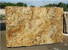 Amarone Gold Granite Slabs