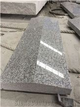 China Natural Surface Polished Stone New G603 Granite,Jiangxi G603,Sesame Grey,Bianco Crystal,Building Stone,Building&Walling, Walling Tiles,Wall Panels,Walling,Wall Stone,Wall Cladding,Own Factory